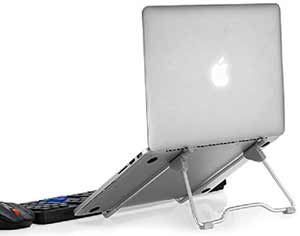 Raise The Rear End Of The Laptop