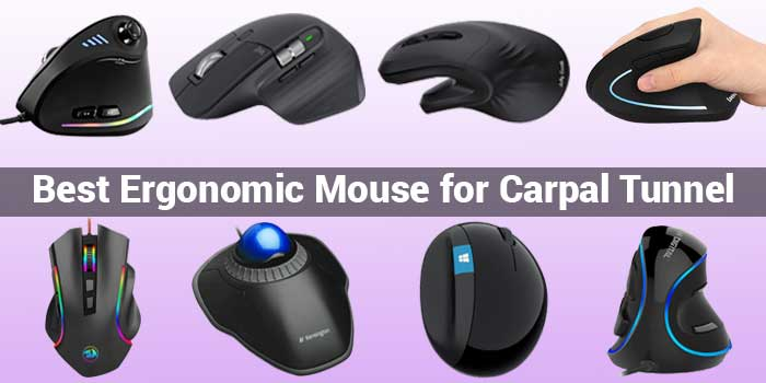 Best Ergonomic Mouse for Carpal Tunnel