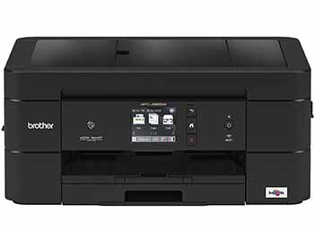 Brother Wireless All-In-One Inkjet Printer