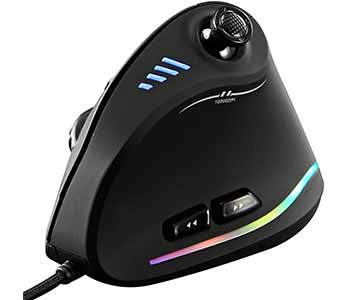 ZLOT Vertical Gaming Mouse