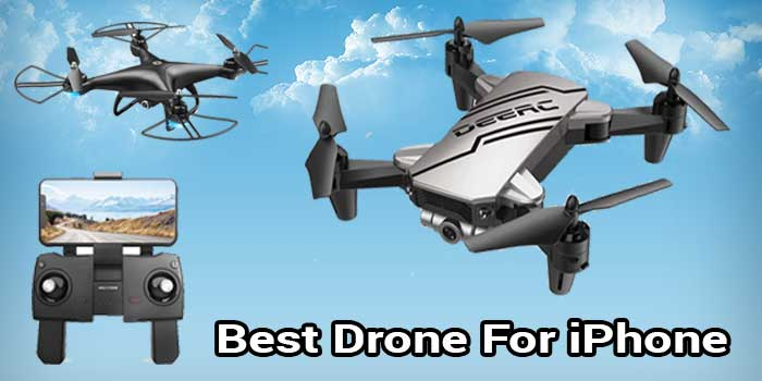 Best Drone for iPhone