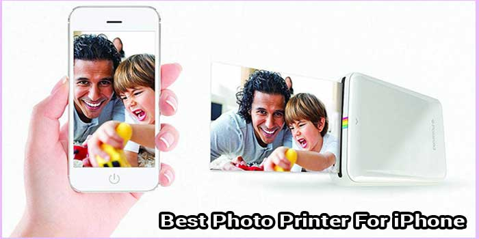 Best Photo Printer For iPhone